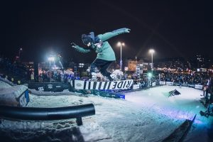 AvalancheRisk CITY JAM 2016
